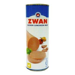 Mortadela pollo Zwan 850g