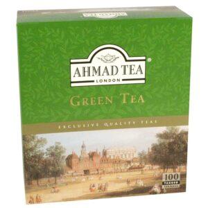 Te Green Ahmad 100und