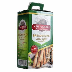 Palitos de pan y sésamo zine. 454g