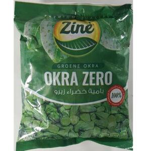 Okra Zero congelada 400g