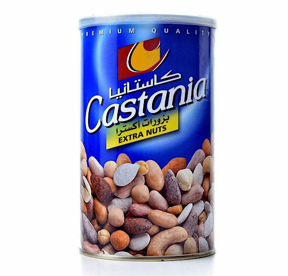 Frutos secos Castania Extra 450g