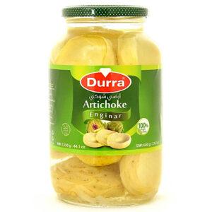 Alcachofas Durra. 1250g