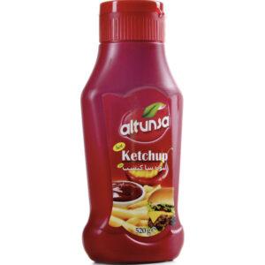 Ketchup picante halal Altunsa. 540g
