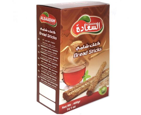 Palitos de pan y sesamo AlSaadah 400g