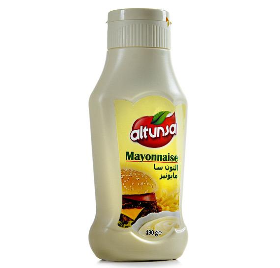 Mayonesa Altunsa. 430g