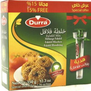 Falafel Durra + molde. 400g