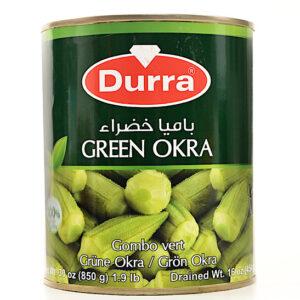 Okra Durra. 850g