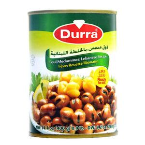 Habas salsa libanesa Durra. 400g