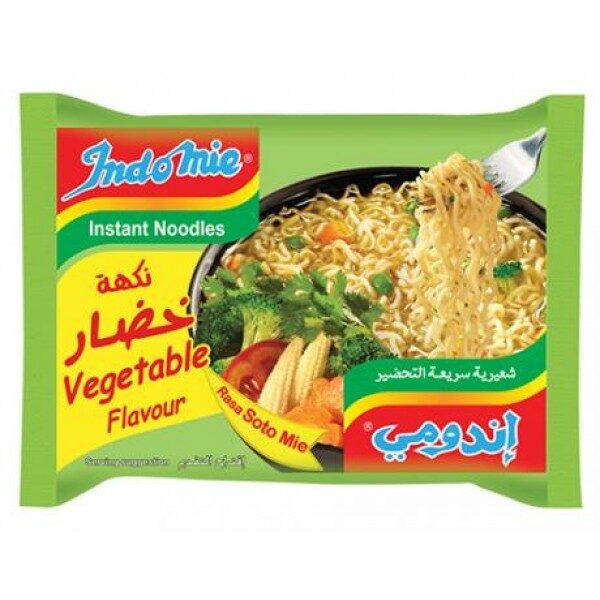 Indomie sabor verduras 70g