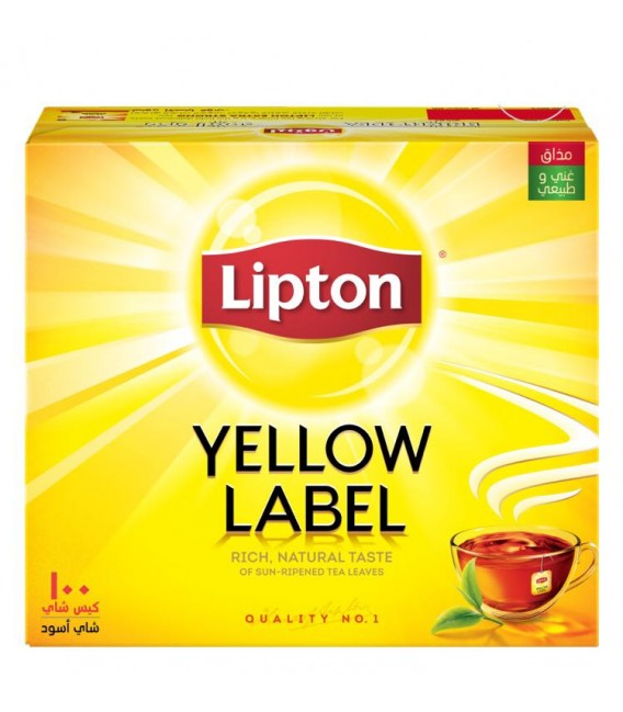 Te Lipton 100 sibres