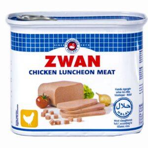 Mortadela pollo Zwan 340g