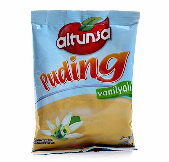 Pudding de Vainilla Altunsa. 125g