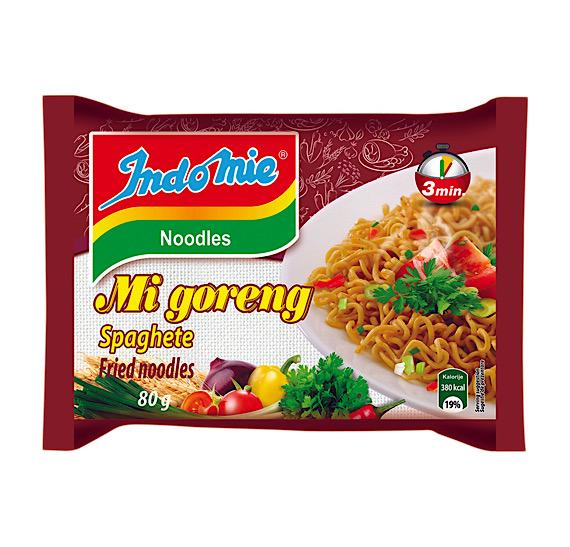 Indomie Fideos fritos 80g