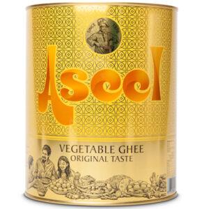 Mantequilla vegetal Aseel. 4kg