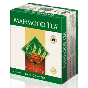 Te Earl green tea Mahmood 100und