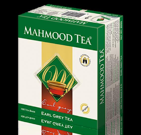 Te Earl green tea Mahmood 100und