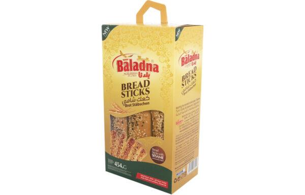 Palitos de pan y sésamo Baladna 450g