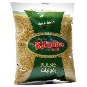 Burgol blanco gordo Baladna 1kg