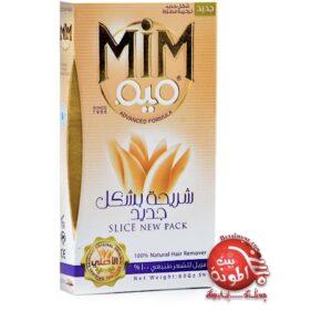 Pasta depiladora Mim 60g