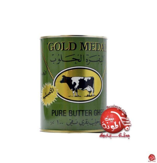 Mantequilla animal Gold Medal 800g