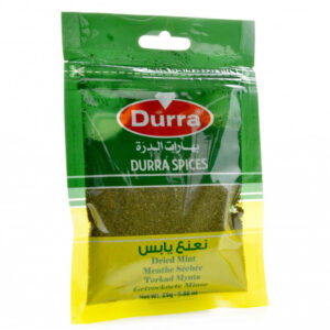 Hierbabuena seca Durra 25g
