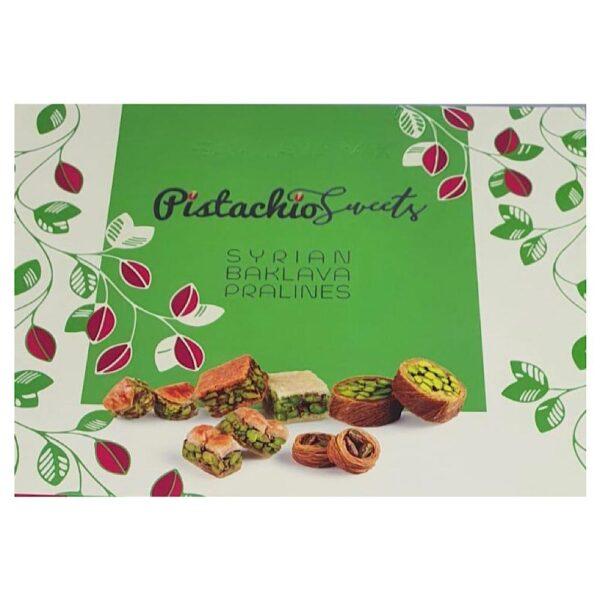 Pistachio Sweets Baklawa
