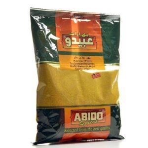 Especias Curry Abido 50g
