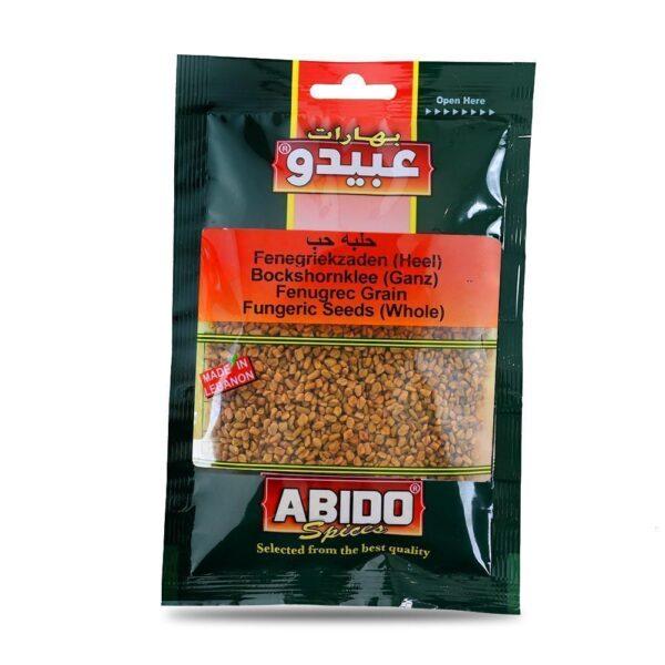 Helba grano Abido 50g