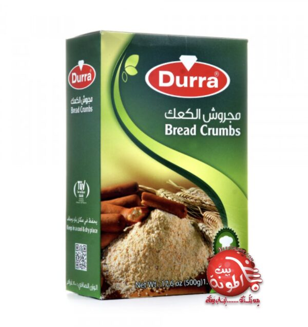 Harina de palitos de pan Durra 200g