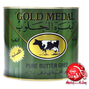 Mantequilla animal Golden Medal 1600g
