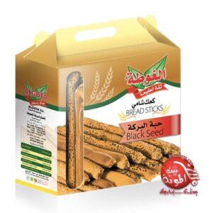 Palitos de pan y sésamo AlGota 454g