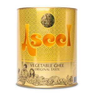 Mantequilla vegetal Aseel 2kg