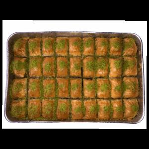 Baklawa turca con pistachos 1300g
